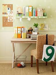 Small Office Lt Green