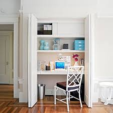 Small Office White